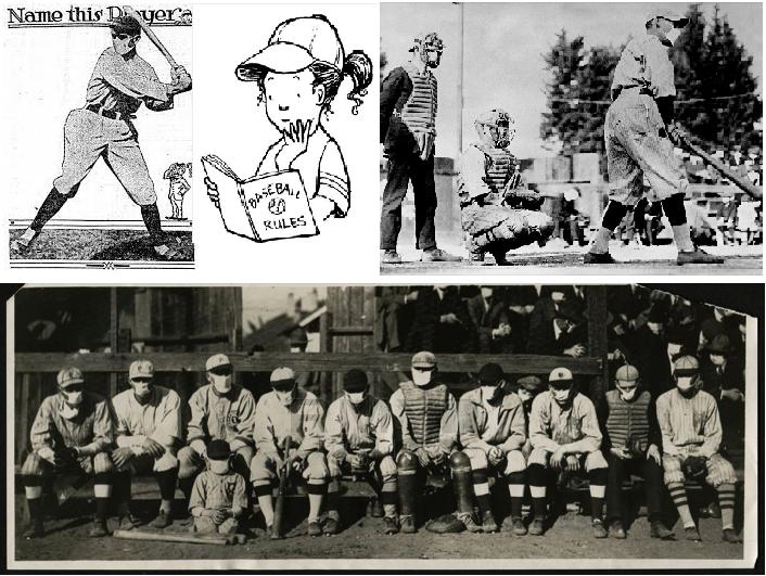 BaseballInMasks